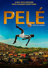 Pele: Birth of a Legend, New DVD, Kevin de Paula, Vincent D'Onofrio, Jeff Zimbal
