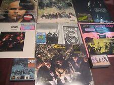 SPIRIT COLLECTORS 4 RARE 1ST 180 GRAM AUDIOPHILE + 3 LPS  + CD BOX + CASSETTES