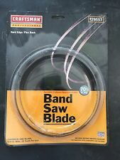 Craftsman 10in  Band Saw Blade 29557  701/2in  3/16 In Wide