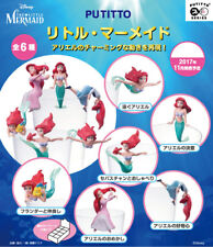 Ensky Putitto Series Disney The Little Mermaid Cup edge Completed Set 6pcs
