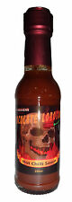 "Heatseekers ""Chocolate Lobotomy"" HOT Chilli Sauce, made in Western Australia"