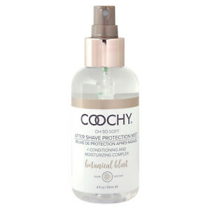 Coochy After Shave Protection Mist - Soothing & Moisturizing 4oz Botanical Blast