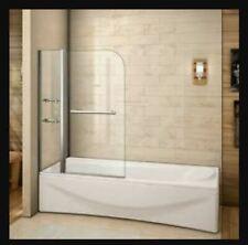 Glass Bath Screens 1500 Length Mm For Sale Ebay