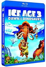 Ice Age 3 Dawn of the Dinosaurs [Bluray] [DVD]