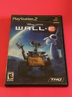 🔥 SONY PS2 PlayStation Two 💯 COMPLETE WORKING GAME 🔥DISNEY PIXAR WALL-E 🔥