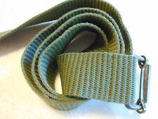 Cord Belt Fern Green in Color Size 38