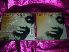 FINLEY QUAYE : MAVERICK A STRIKE : (CD, 13 TRACKS, 1997)