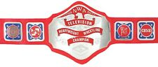 NWA Television Heavyweight Wrestling Championship Replica Belt Adult Size