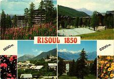 CPM RISOUL 1850 - La Station et le Village (216991)