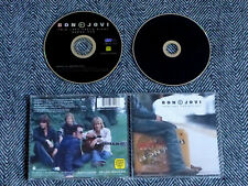 BON JOVI - This left fells right - CD / DVD - limited edition