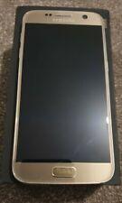 Samsung Galaxy s7 sm-g930f - 32gb-Gold Platin-Entsperrt