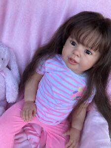 Reborn Toddler Katie Marie
