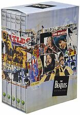 The Beatles Anthology 1-8 (DVD, 2003, 5-Disc Box Set) Brand New Free Shipping!!