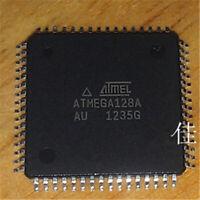 10pcs ATMEGA128A-AU QFP-64 8-bit Microcontroller IC