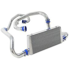 ALLOY FRONT MOUNT INTERCOOLER FMIC KIT FOR SUBARU IMPREZA CLASSIC GC8 WRX STI P1