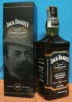 Jack Daniels  MASTER DISTILLER  #1 with Paper Seal 1 Liter 43% Vol  Very rare A