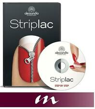 alessandro STRIPLAC Step By Step DVD UV/LED Anleitungs-DVD m-Beauty24