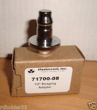 Mastercool 71700-08 1/2 Refrigerant Pipe Swaging Adpapter Works in the 71700