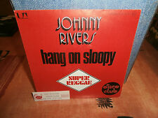 "johnny rivers""""hang on sloopy""single7""or.fr.u.a.35577.de 1975.+encart juke box"