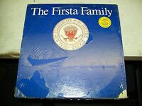 Jack De Leon-The Firsta Family-LP-Vinyl-Shrink-Poppy-PYS5706-SEALED