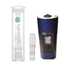 Arizer Solo 2 Vaporizer AquaVape³ Set *Mystic Blue*