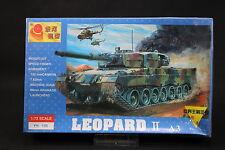 XS166 GALAXY fujian 1/72 rare maquette tank char YH 135 Leopard II A3