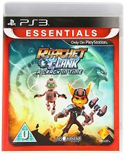 Ratchet & Clank A Crack In Time (PS3) MINT Super FREE