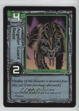 1998 Jim Lee's C-23 Collectible Card Game Base 61 Angelan Guard Beast Gaming 0b5