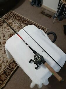 Baitcasting rod and reel Shimano Lot D7