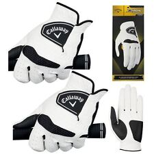 *PACK of 2* Callaway Xtreme 365 Mens Golf Gloves Twin Pack - All Options