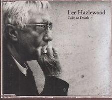 lee hazlewood cake or death cd promo