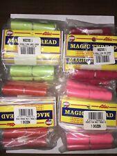 Atlas Mikes Magic Thread spawn sac tying catfish salmon chinook lakers No-Knots