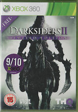 Darksiders 2 II, Limited Edition, Xbox 360, nuevo & OVP