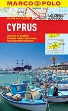 Cyprus Marco Polo Holiday Map (Marco Polo Holiday Maps) by Marco Polo | Map Book