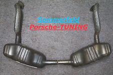 Porsche Boxster Cayman 981 Sportauspuff wie Klappenauspuff Sport Exhaust muffler