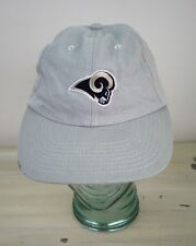 LA RAMS HAT - NFL TAG, Adjustable, Khaki, Baseball Cap, Football, Cotton, COOL !