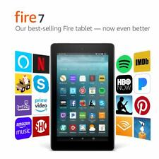 """Kindle Fire HDX 7 E-Reader Tablet Gaming 16 GB Wi-Fi 7"""" inch Black HD Display"""