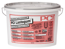PCI Lastogum 15 kg Gris Liquide Flächenabdichtung en Douche & Bain Film Liquide