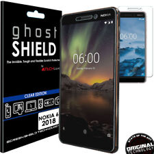 1x TECHGEAR (TPU) FULL COVERAGE Screen Protector for Nokia 6.1 , Nokia 6 2018