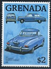 1947 STUDEBAKER CHAMPION STARLIGHT Automobile Car MNH Stamp (1988 Grenada)