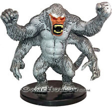 D&D Miniatures War Drums FIENDISH GIRALLON #47 Savage Gorilla