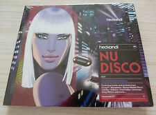 2 CD ALBUM DIGIPACK NU DISCO HEDKANDI NEUF SOUS CELLO