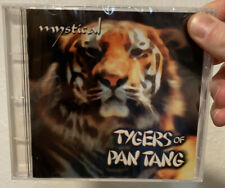 Mystical by Tygers of Pan Tang CD 2001 Z Records Import Brand New Sealed