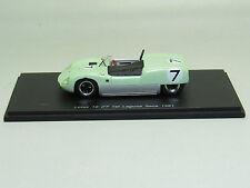 Lotus 19 nº7 1st Laguna Seca 1961 Spark 0257 S. Moss 1/43