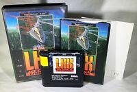 LHX Attack Chopper (Sega Genesis, 1992) CIB Complete Simulation Helicopter