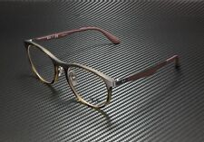 RAY BAN RX7116 8016 Matte Havana Demo Lens 53 mm Men's Eyeglasses