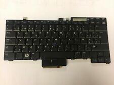 Dell Latitude E5400 E5500 E6400 E6500 M4400 Belgium Dual-Pointing Keyboard WP238