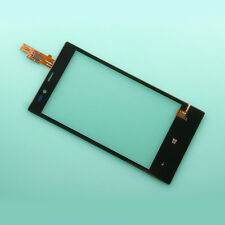 Black Touch Screen Digitizer Panel Glass LCD Lens For Nokia Lumia 720