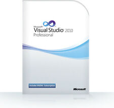 Visual Studio 2010 Professional EDU DVD De