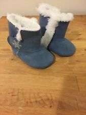 Infant Winter Booties Warm 3-6 Months